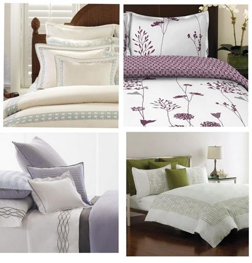 bedding styles