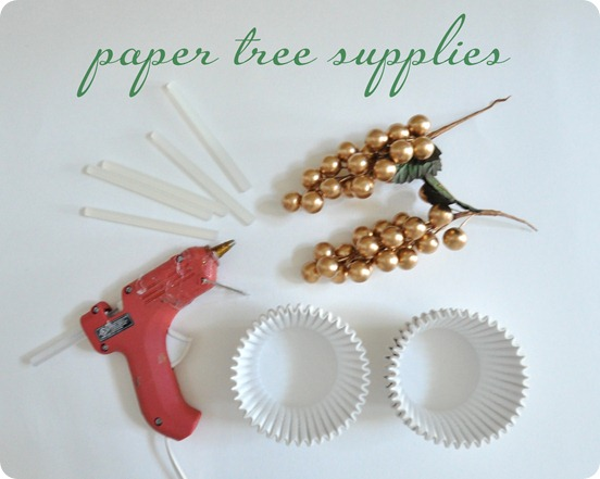 paper tree supplies