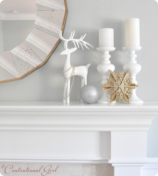 right side of mantel cg