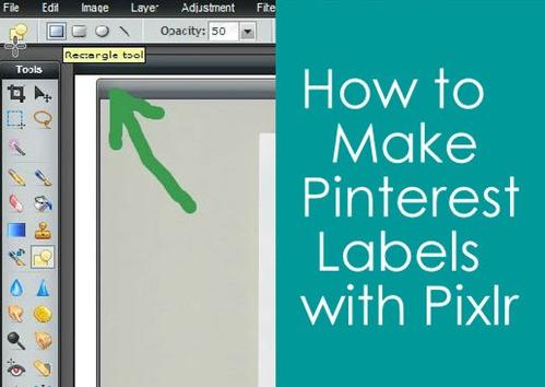pinterest labels
