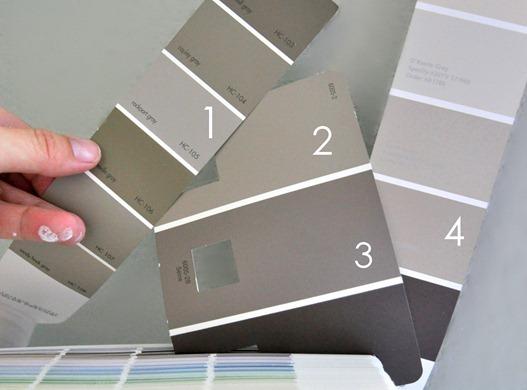 powder room colors
