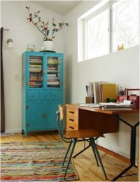 Small Space Solutions: Home Offices   Centsational Girl