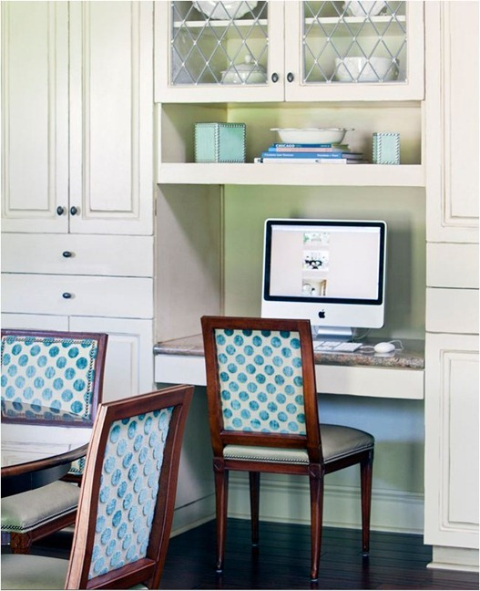 Tobi Fairley Kitchen Desk