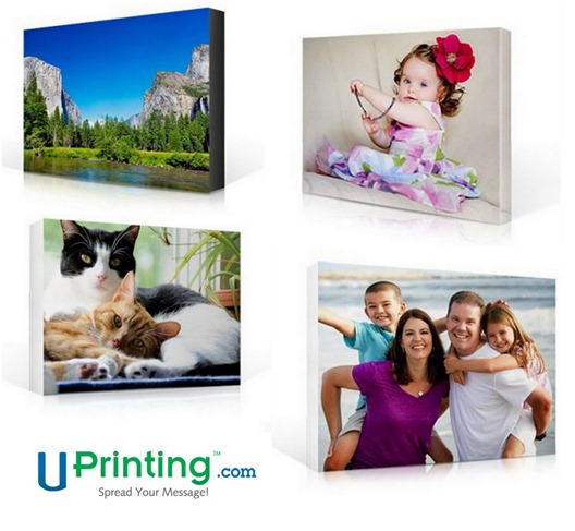 uprinting collage canvas prints