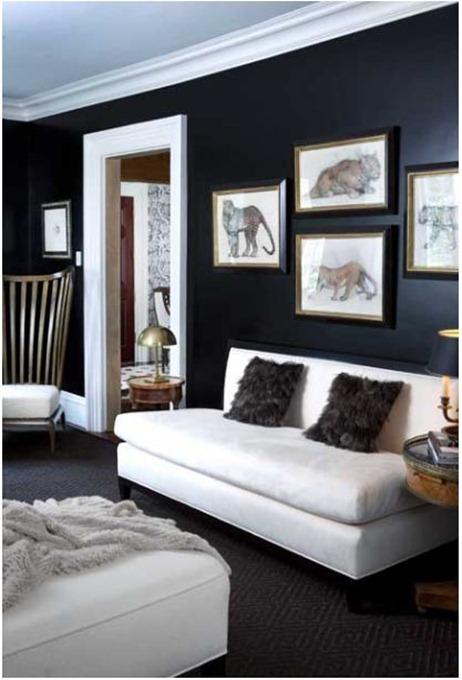 keith scott morton black walls