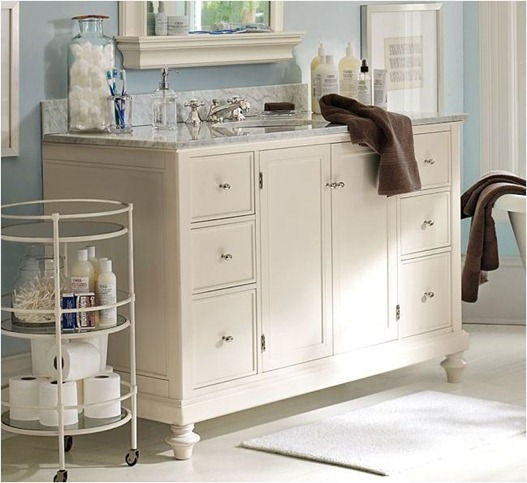 Bathroom Vanity Upgrade Centsational Style