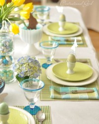 An Easter Table | Centsational Girl