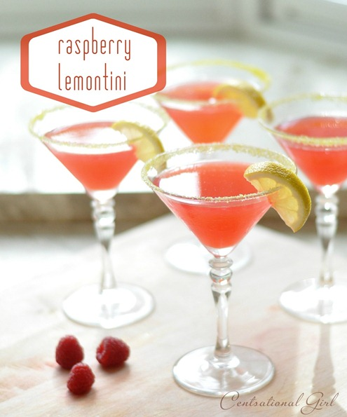 raspberry lemontini cg