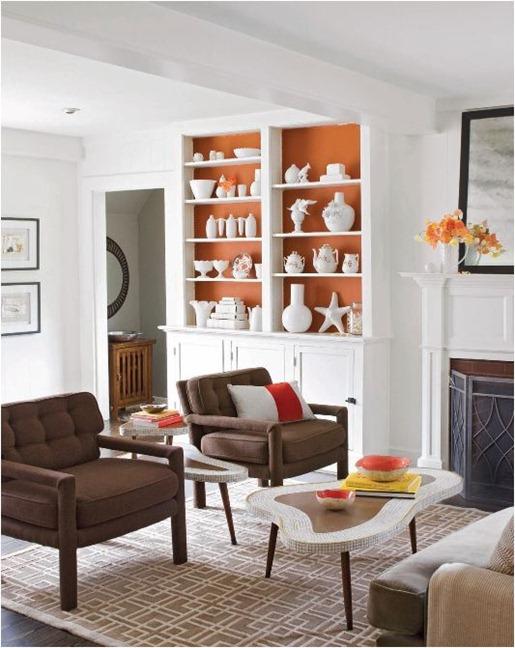 white ceramics bhg bookcase