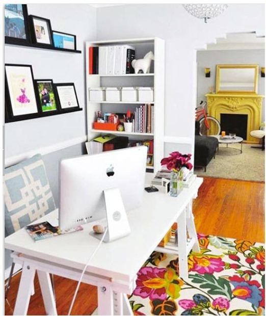 decor8 bold floral rug