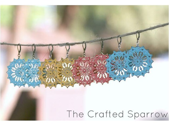 filigree earrings the crafted sparrow