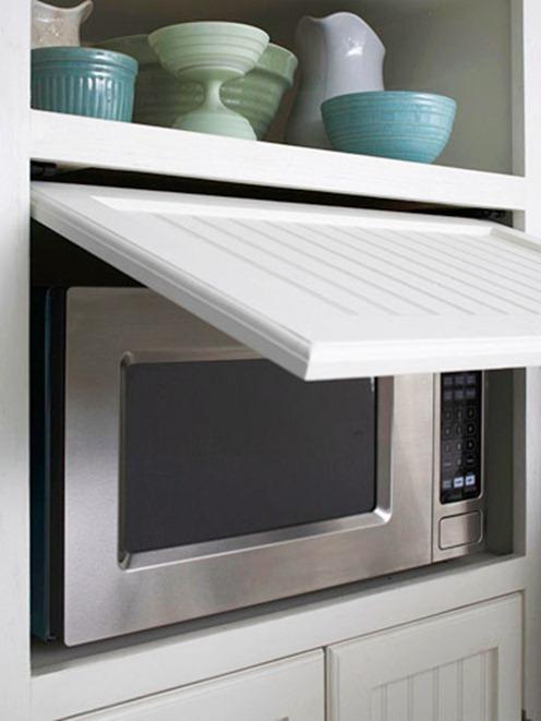 hidden microwave bhg