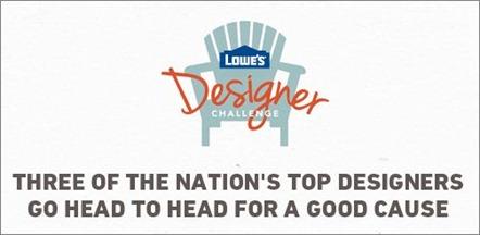 lowes designer challenge button