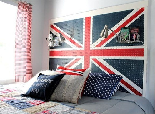union jack headboard our fifth house