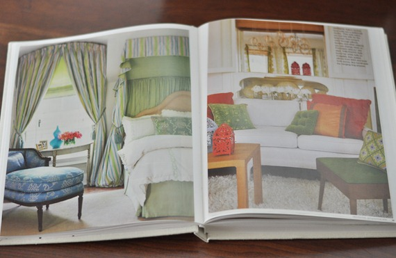 favorite spaces in book