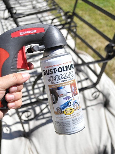 rustoleum spray paint