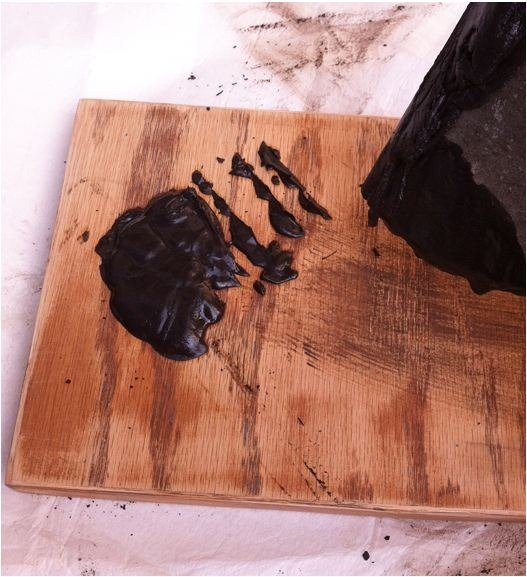 fill heavy wood grain littlegreennotebook