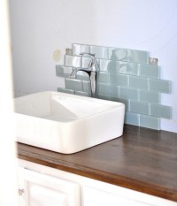 Bathroom Countertops Done! | Centsational Style