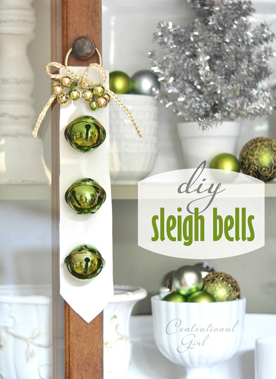 diy sleigh bells craft
