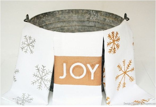 christmas tea towels designdininganddiapers