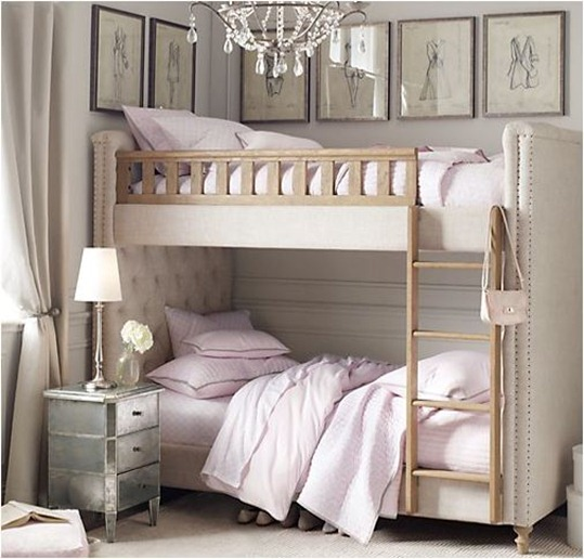 bunk beds for a girl | centsational girl