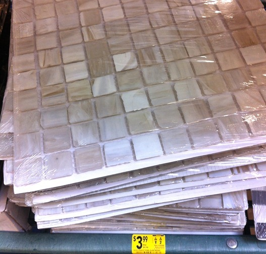 tile on clearance