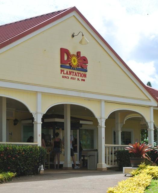 dole plantation oahu