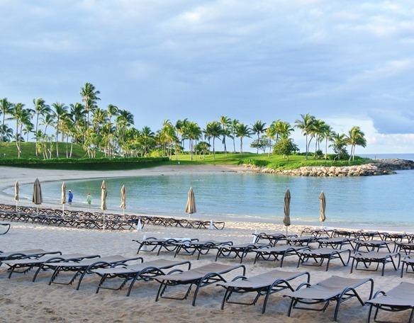 aulani beach lagoon