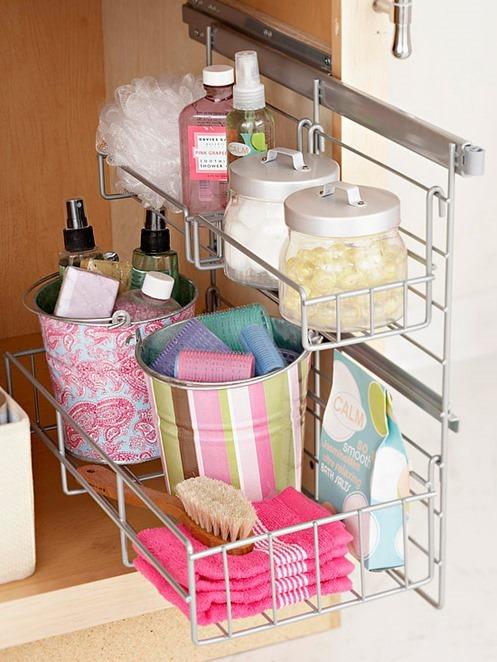 shelving inside cabinet bhg