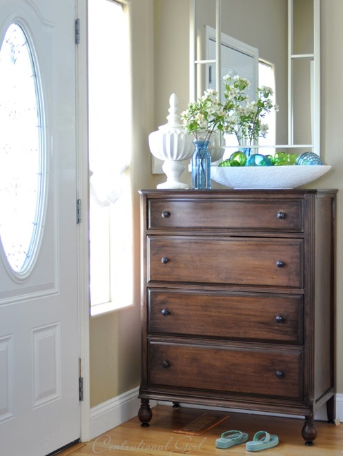 entry dresser