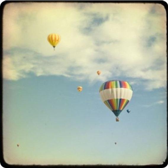hot air balloons sara norris