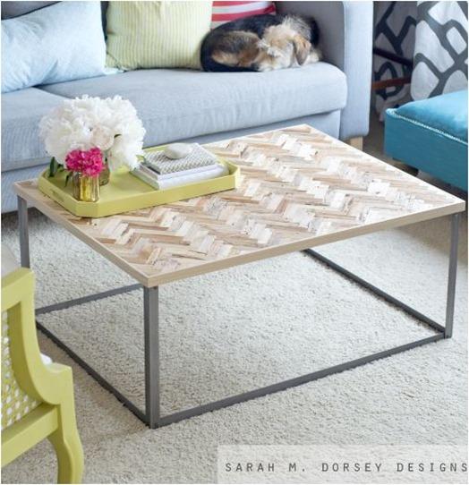 driftwood coffee table sarahmdorsey