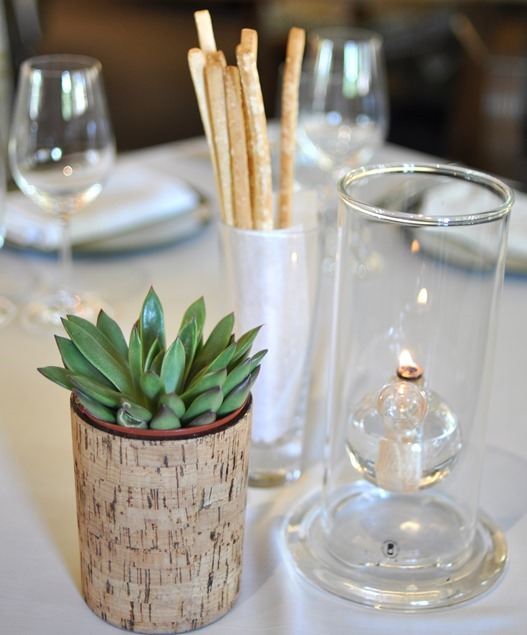 dry creek kitchen table setting