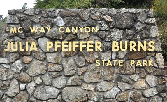 julia pfeiffer state park