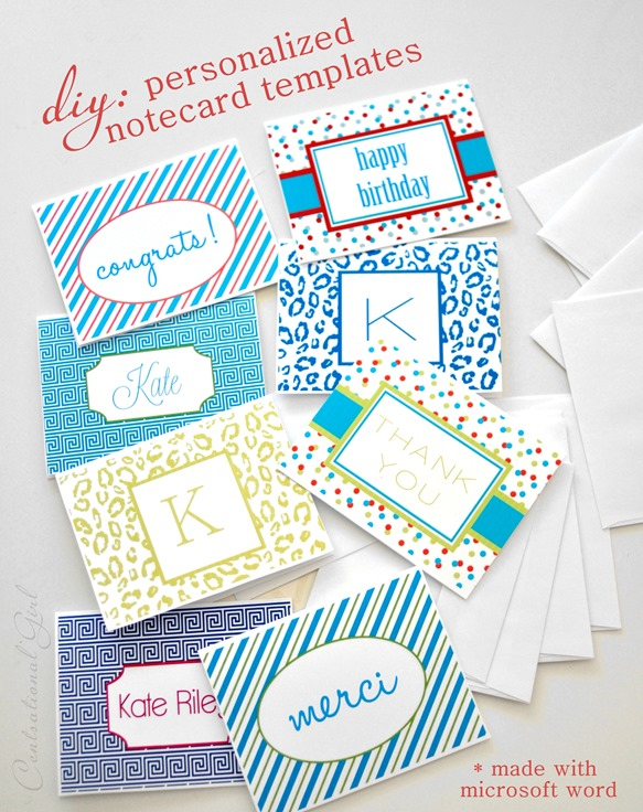 notecard creator