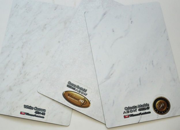 Itu0027s Not Just High End Solid Stone Or Wood Countertops That Make It Into  Magazines Now. Stone Lookalike Laminates Are Candidates Too!