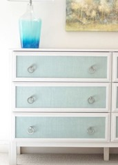 textured panel dresser