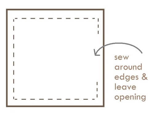 sew edges