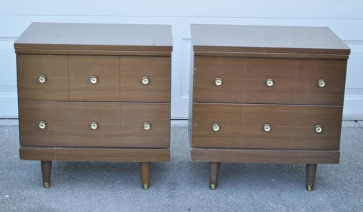 mid century chests before