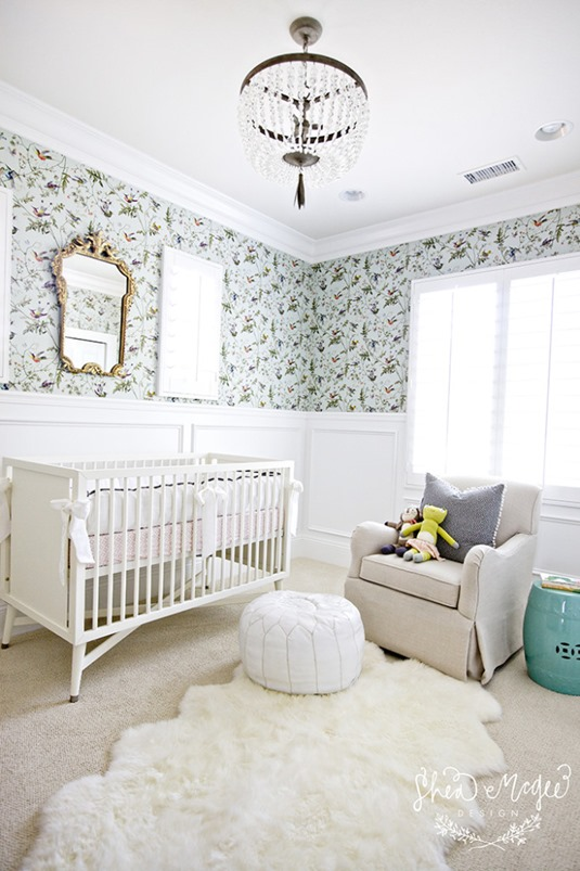 baby wren nursery shea mcgee design