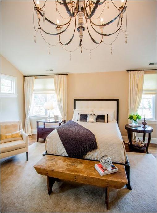 mismatched nightstands savvy interiors