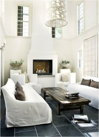 Decorating with White   Centsational Style