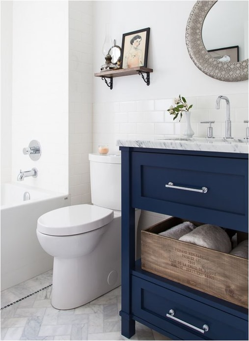 house diaries bathroom reno