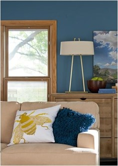 paint colors rooms trimmed in wood