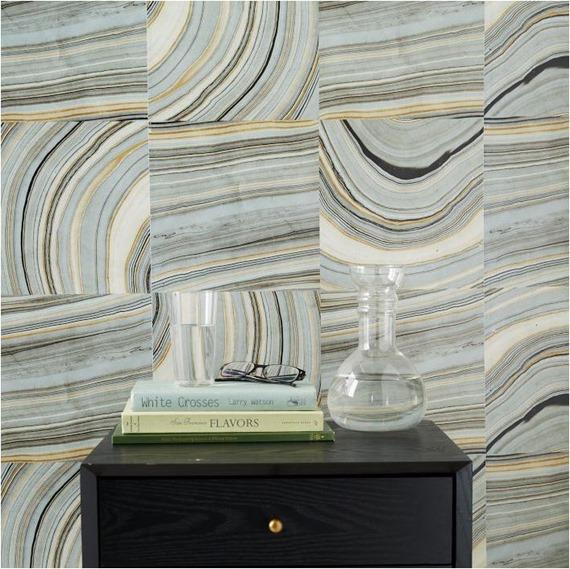 marble tile wallpaper