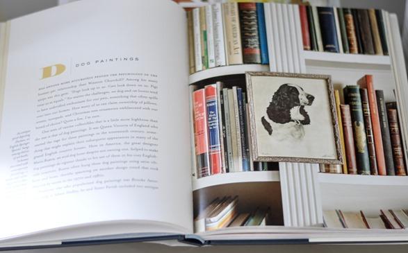 peak of chic dog paintings