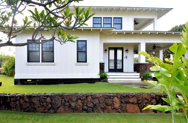 plantation style kauai home