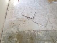 Tile Flooring: Demo + Installation | Centsational Style
