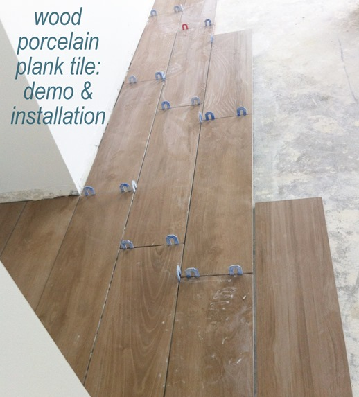 Porcelain Vs Ceramic Tile A Detailed Comparison: Tile Flooring: Demo + Installation