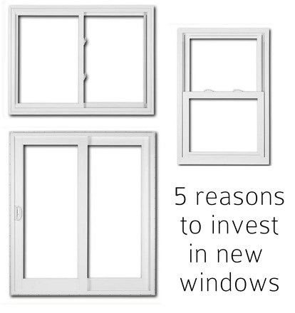 5 Reasons to Invest in New Windows